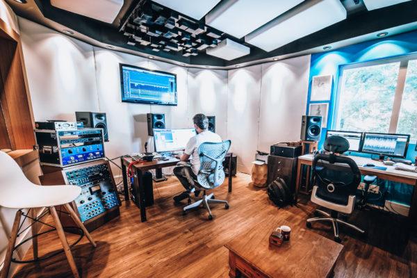 Estúdio de Mixagem e Masterização em São Paulo