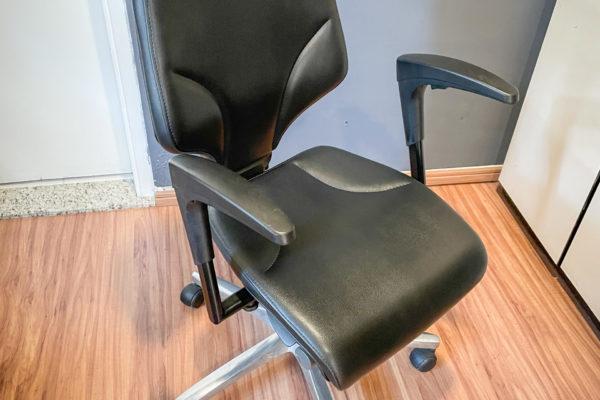 Cadeira Escritório Preta (2un) 50,00